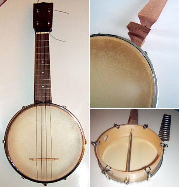 How-To: Build a banjo ukulele