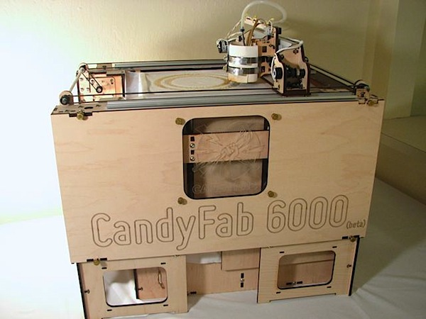 CandyFab 6000