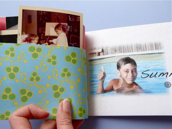 Mother's Day: Make an Envelope Photo Book