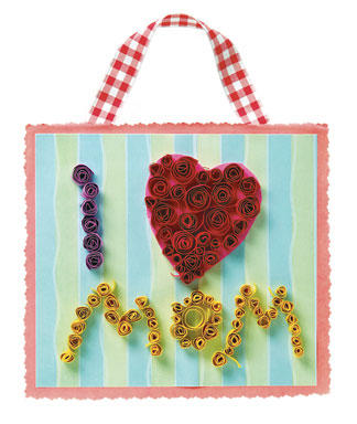 Kids Crafts for Mother's Day