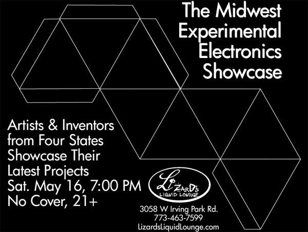 Midwest Experimental Electronics Showcase