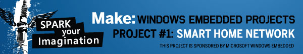 Sponsored projects series with Windows Embedded CE