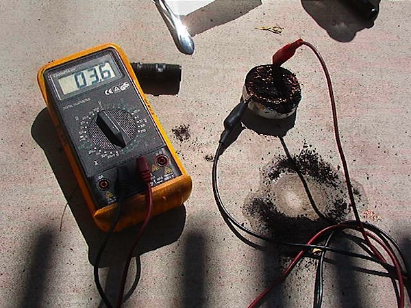How-To: Backyard battery