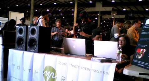Youth Radio at Maker Faire