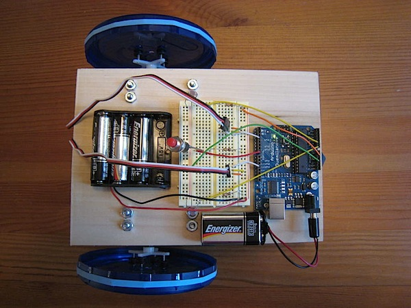 How-To: Arduino mothbot
