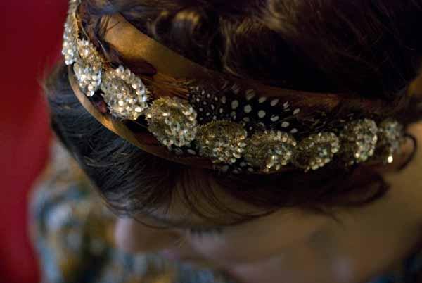 How To: Bridesmaids' Headbands