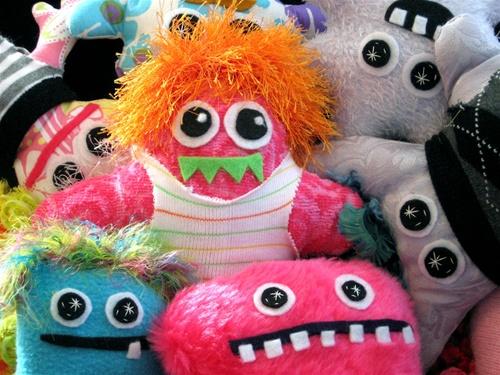 In the Maker Shed: Mini Monster Kit
