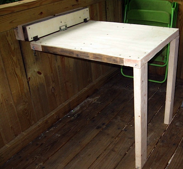 How-To: Collapsible table