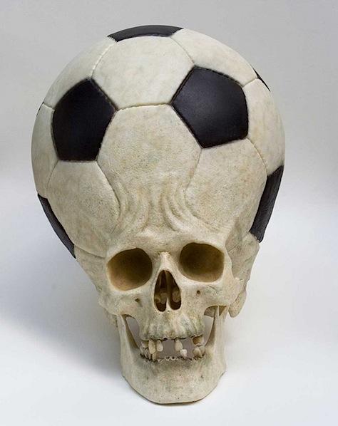 Soccer Skull