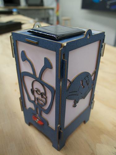 HexPummer Lantern – The Branbot Editon