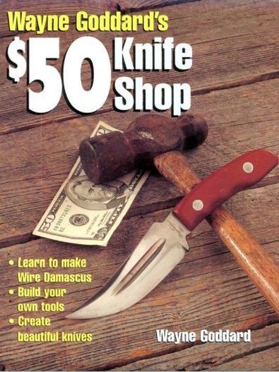Book Review:  Wayne Goddard's  Knife Shop