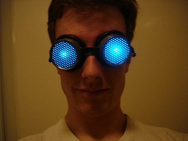 Light Up Goggles