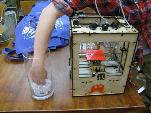 MakerBot raffle results fixed announced