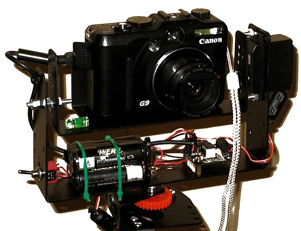 How-To: Panorama robot camera rig
