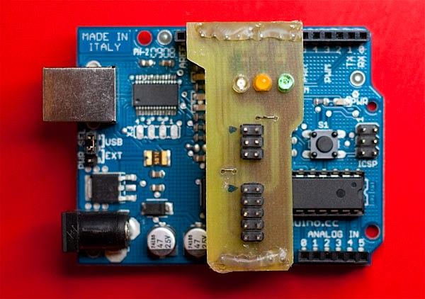 Arduino ISP Shield