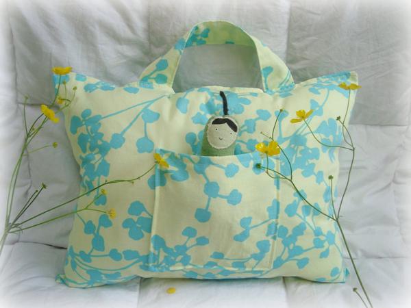 Child's Travel Pillow