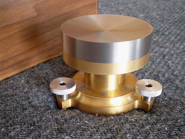 """""""Earth Tremor Detector"""" objet d'art"""
