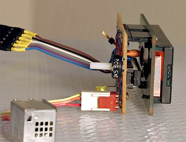 DIY Arduino LCD backpack