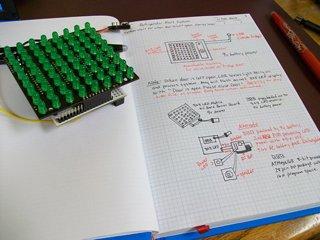 Arduino refrigerator alert system