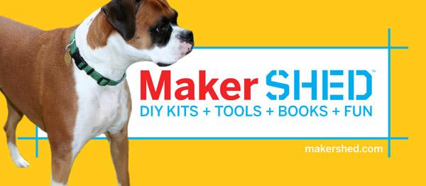 Dog days of summer sale: Brain machine kit