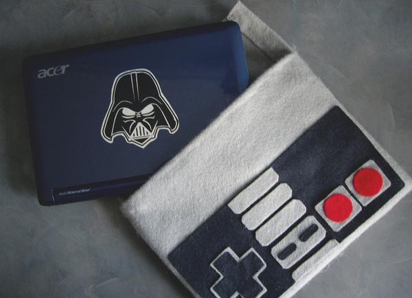 NES netbook cosy