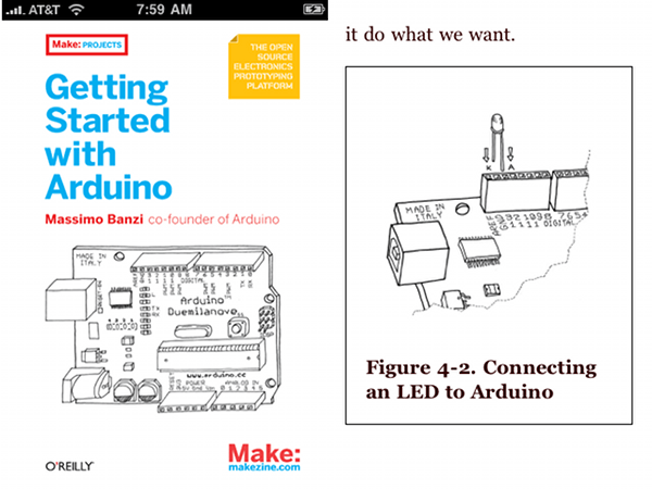 Getting Started with Arduino in the iPhone app store