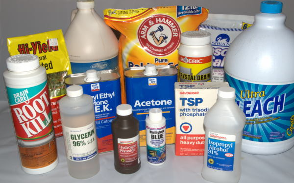 local chemicals
