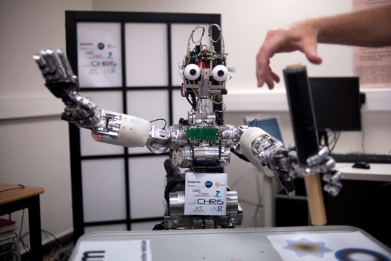 The Big Picture – Robots!