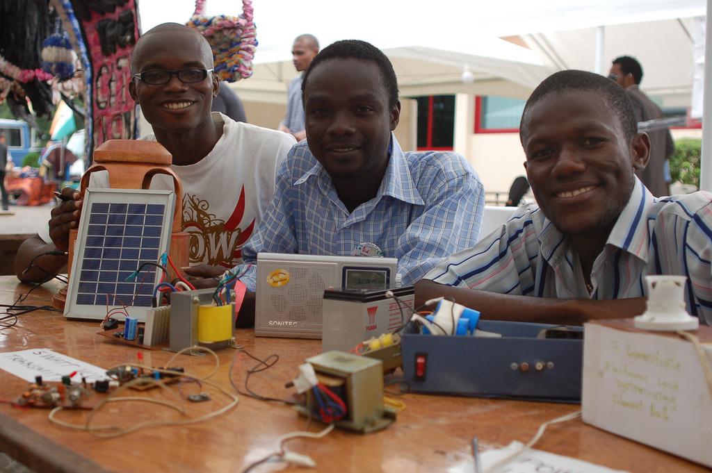 Radio Maker Faire Africa
