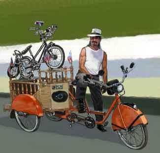 New York's Puerto Rican Bike Men