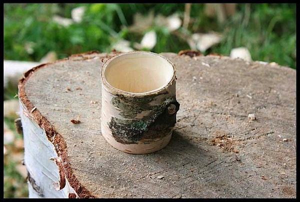 How-To: Wooden shrink cup