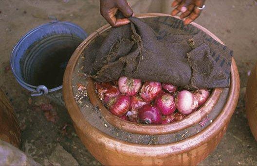 The Zeer pot