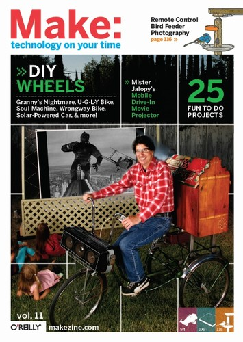 DIY bamboo bike frame