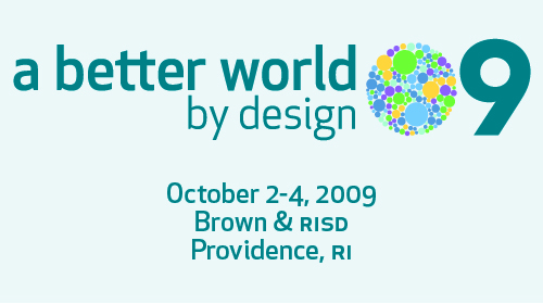 Designing a better world