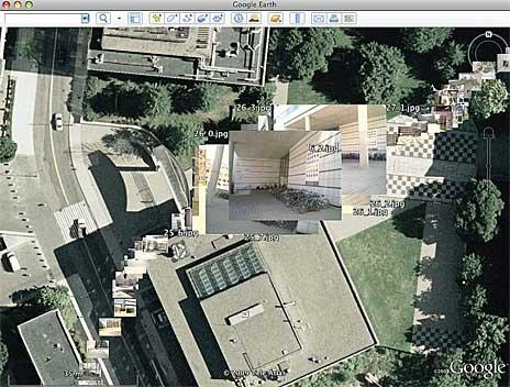 DIY Street View camera