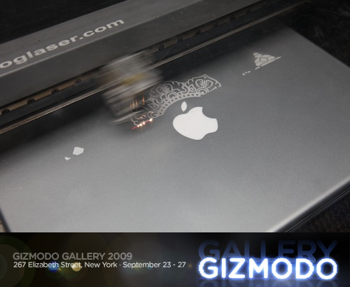 Gizmodo Gallery is this week in NYC