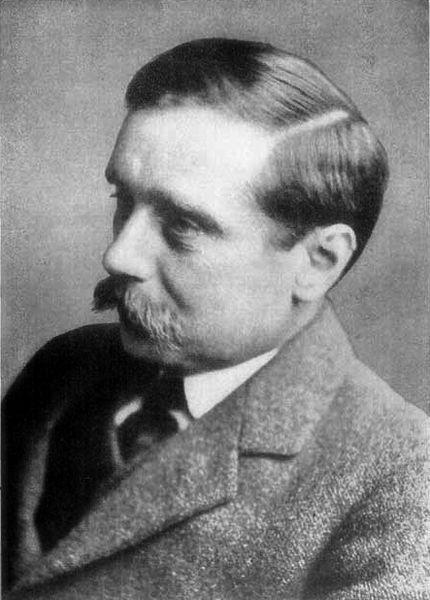 Maker Birthdays: H.G. Wells