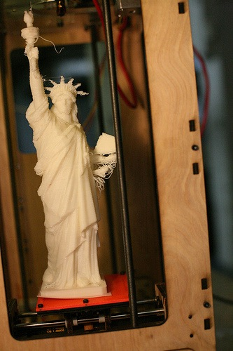 Liberty, the extra tall MakerBot