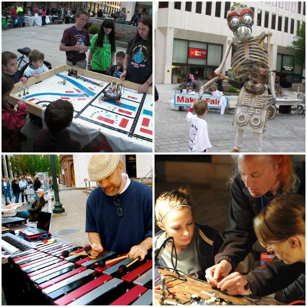 Maker Faire Rhode Island: Success!