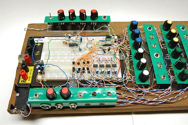 FX pedal proto board MAX