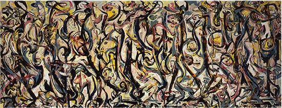 Decoding Jackson Pollock
