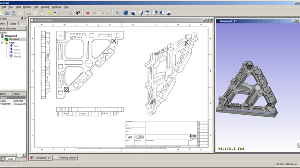 Freecad Open Source Design Software Make