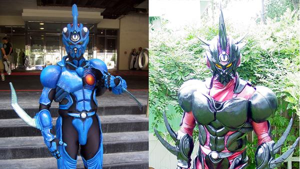 How-To: Guyver Guy armor