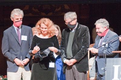 Winners of the Ig Nobel Prize