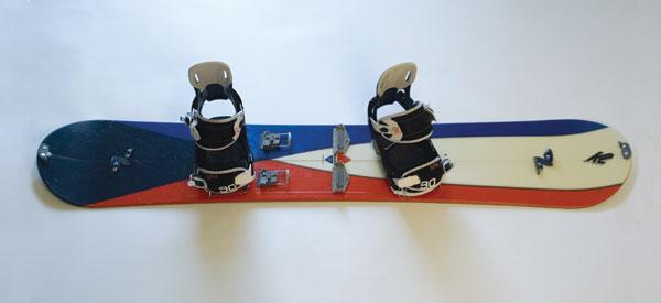 MAKE 20: Snowboard conversion to DIY splitboard