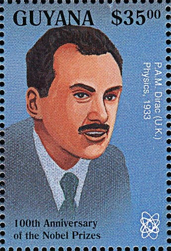 Physicists on stamps