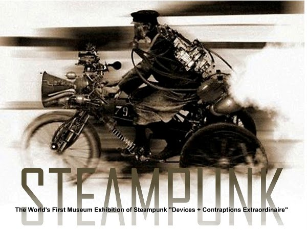 Steampunk art exhibit opens today in Oxford