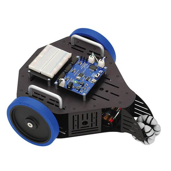 """Parallax """"Stingray"""" robot platform"""