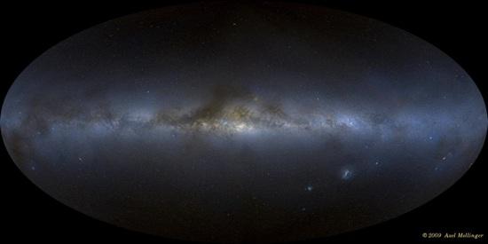 All-Sky Milky Way Panorama 2.0