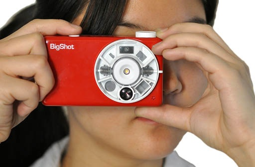 Build a Camera with Bigshot